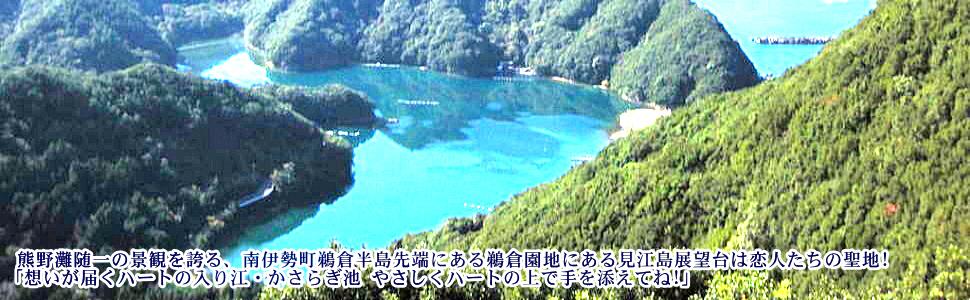 かさらぎ池はハートの入江